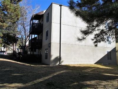 Denver Condo/Townhouse Under Contract: 9725 East Harvard Avenue #449