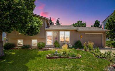 Westminster Single Family Home Active: 8734 West 95th Avenue