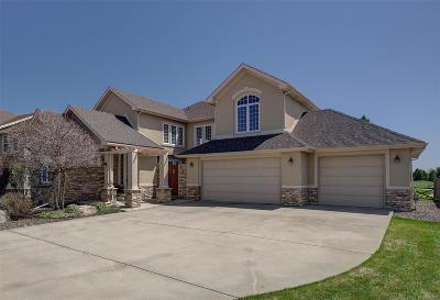 Longmont Single Family Home Active: 1001 Wyndemere Circle
