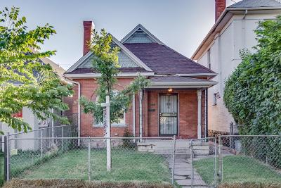Denver CO Single Family Home Active: $499,900