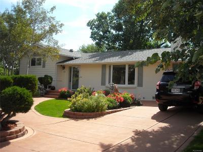 Lakewood Single Family Home Active: 3190 Union Street