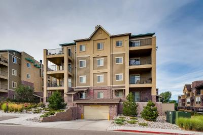 Highlands Ranch Condo/Townhouse Active: 1062 Rockhurst Drive #307