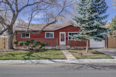 Arvada Single Family Home Active: 6117 Independence Street