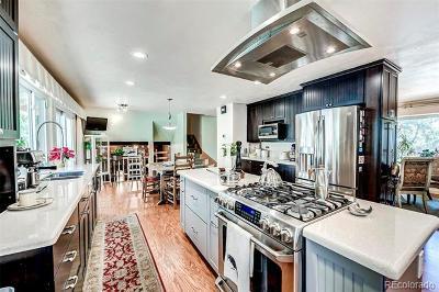 Centennial Single Family Home Active: 6614 South Pontiac Court