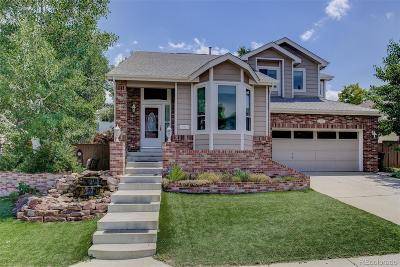 Northglenn Single Family Home Active: 11140 Park Vista Drive