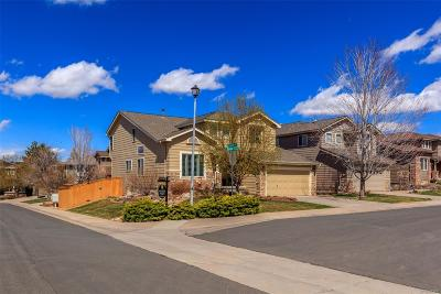 Highlands Ranch Single Family Home Under Contract: 10087 Blackbird Circle