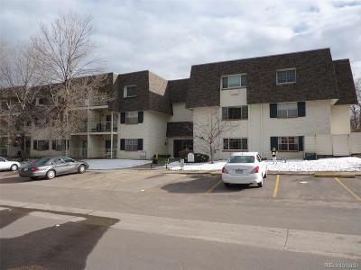 Denver Condo/Townhouse Active: 5770 East Warren Avenue #108