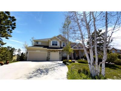 Parker Single Family Home Under Contract: 7958 Cistena Way