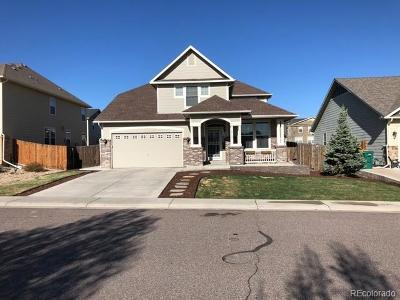 Single Family Home Active: 4727 South Coors Lane