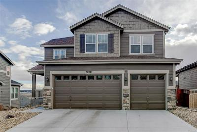 Castle Rock Single Family Home Under Contract: 5820 Haywagon Lane