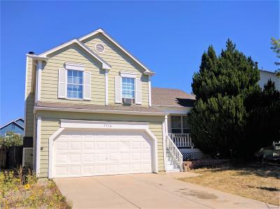 Littleton Single Family Home Active: 7736 Elmwood Street