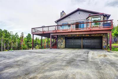 Conifer Single Family Home Active: 31962 Black Widow Drive