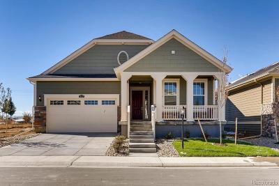 Thornton Single Family Home Active: 15337 Quince Circle
