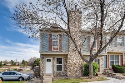 Centennial Condo/Townhouse Under Contract: 2456 East Nichols Circle