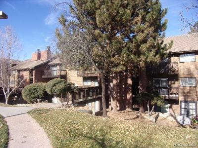 Aurora Condo/Townhouse Active: 14794 East 2nd Avenue #206F
