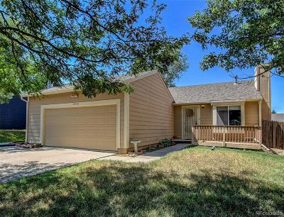 Aurora Single Family Home Under Contract: 19092 East Mansfield Drive