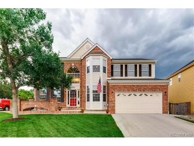 Highlands Ranch Single Family Home Active: 9695 Golden Eagle Place