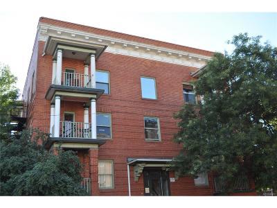 Denver Condo/Townhouse Active: 1356 Pearl Street #311