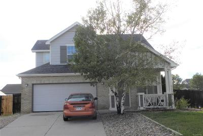 Castle Rock Single Family Home Active: 1485 North Monument Circle