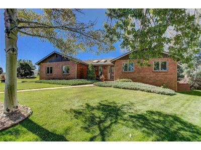 Arapahoe County Single Family Home Under Contract: 3277 East Phillips Drive