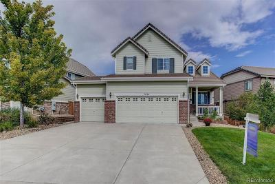 Castle Rock Single Family Home Active: 7434 Grady Circle