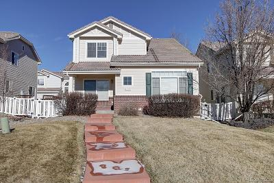 Broomfield Single Family Home Active: 5113 Spyglass Drive