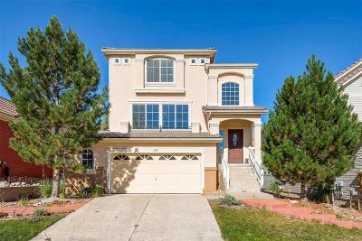 Castle Rock Single Family Home Active: 2385 Morningview Lane