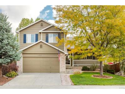 Henderson Single Family Home Under Contract: 11514 River Run Parkway