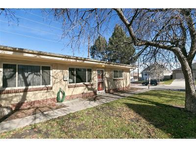 Denver Condo/Townhouse Active: 2101 South Ogden Street