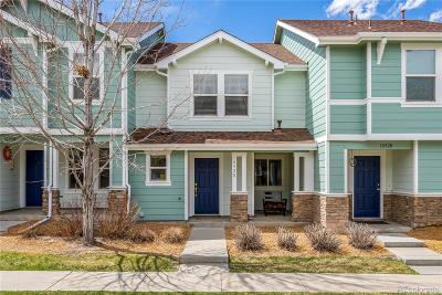Denver Condo/Townhouse Active: 18928 East 58th Avenue