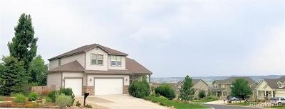 Crystal Valley Ranch Single Family Home Active: 542 Eaglestone Drive