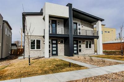 Englewood Condo/Townhouse Active: 3513 South Ogden Street