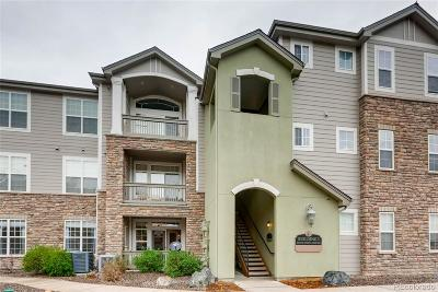 Castle Rock Condo/Townhouse Under Contract: 1560 Olympia Circle #106