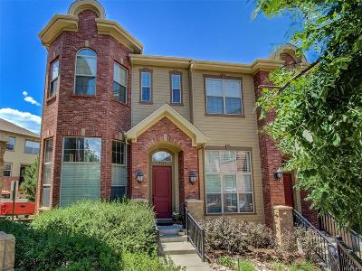 Lone Tree Condo/Townhouse Under Contract: 9155 Kornbrust Circle