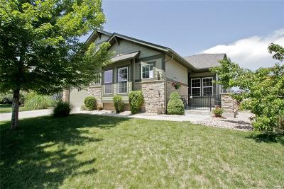 Broomfield Single Family Home Active: 3795 Shadow Canyon Trail