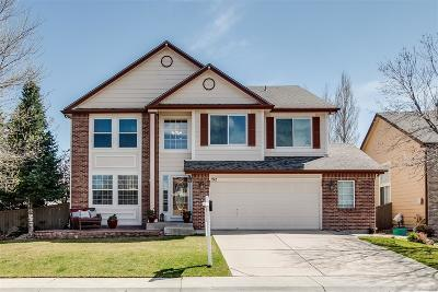 Thornton Single Family Home Active: 592 East 133rd Court