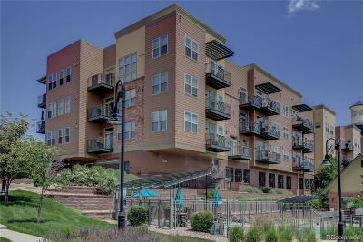 Arvada Condo/Townhouse Under Contract: 7931 West 55th Avenue #321