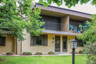 Lakewood Condo/Townhouse Under Contract: 11363 West 18th Avenue
