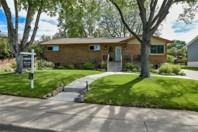 Englewood Single Family Home Under Contract: 4450 South Huron Street