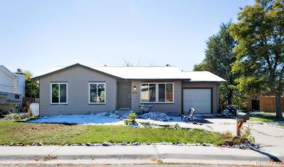 Arvada Single Family Home Active: 6996 West 79th Drive