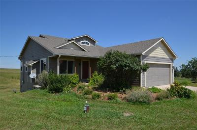 Elizabeth CO Single Family Home Active: $549,900