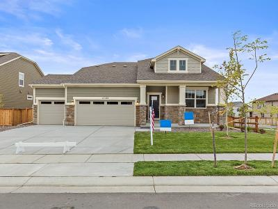 Broomfield Single Family Home Active: 17126 Navajo Street