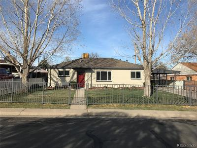 Thornton Single Family Home Active: 9320 Rose Court