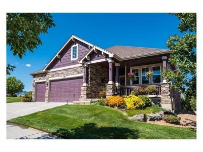 Arvada Single Family Home Under Contract: 13781 West 87th Drive