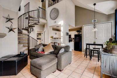 Littleton Condo/Townhouse Active: 8361 South Upham Way #212