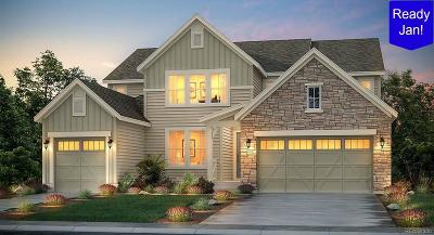 Castle Pines CO Single Family Home Under Contract: $726,500