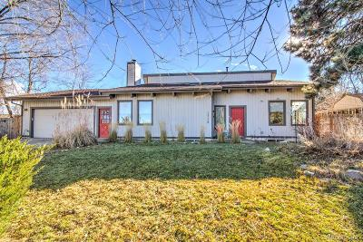 Golden Single Family Home Under Contract: 13178 West 26th Avenue