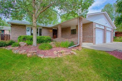 Berthoud Single Family Home Active: 870 Longview Avenue