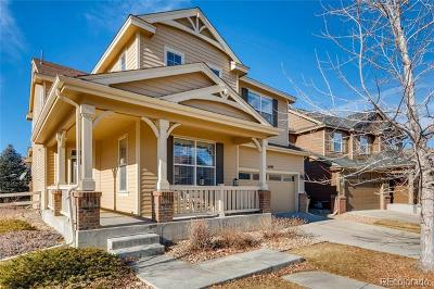 Arapahoe County Single Family Home Active: 6495 South Potomac Court