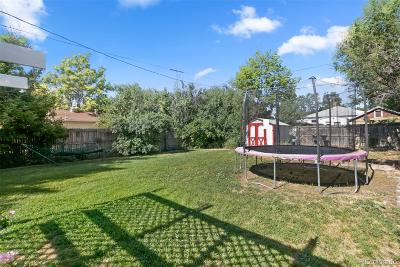 Denver Single Family Home Active: 1777 Spruce Street